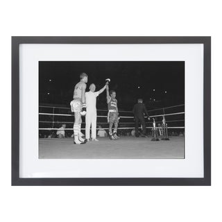 Chicago Vintage 1980s Boxing Photos