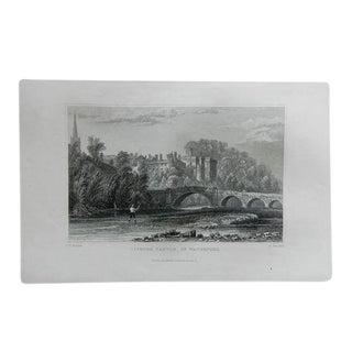 1845 Antique Print 8