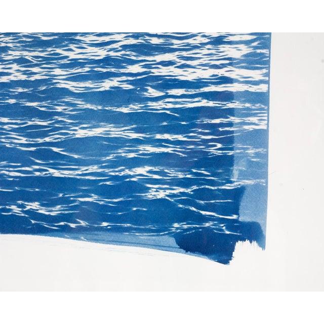 Blue Ocean Waves - Image 4 of 6