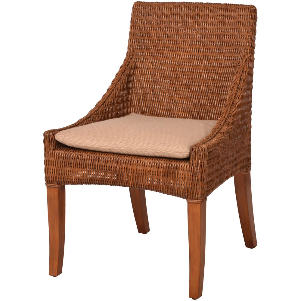 palecek dining chairs. palecek woven wicker dining chairs - each r