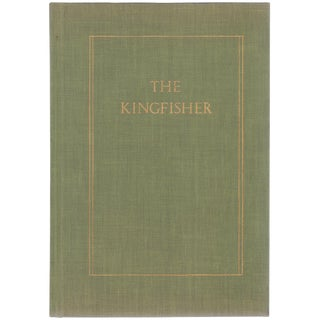 'The Kingfisher' Book by Amy Clampitt
