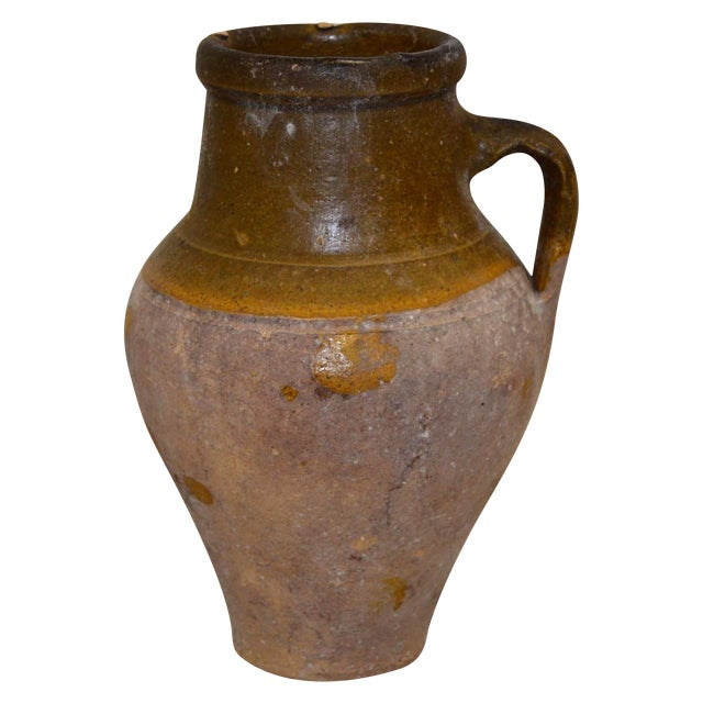 Image of Greek Antique Glazed Koyroypa Pottery