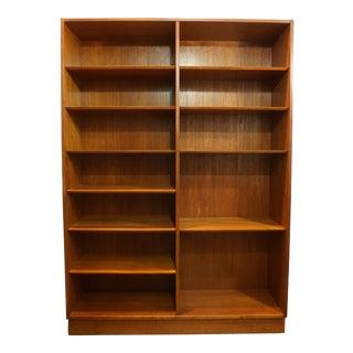 Hundevad Danish Teak Bookcase