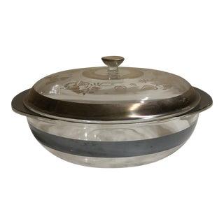 Vintage Georges Briard Mid-Century Casserole Dish