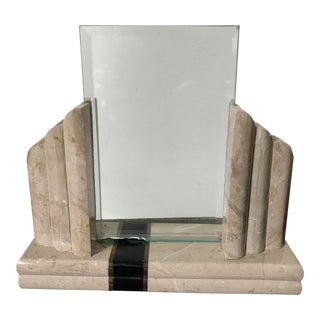 Maitland Smith Marble Double-Sided Picture Frame