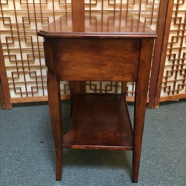 Custom John Logvy Tables - Pair - Image 4 of 10