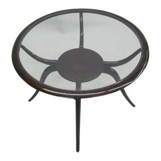 Italian Arachnid Form Coffee Table by Guglielmo Ulrich