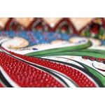 Image of Multicolor Hand Made Turkish Plate