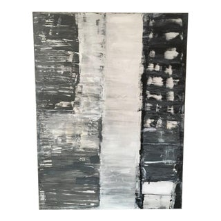 """Valerie Ross """"Alleyway"""" Painting"""