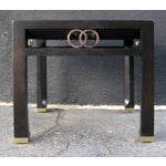 Image of Michael Taylor for Baker Side Table