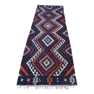 Turkish Runner Rug - 2′10″ × 7′1″