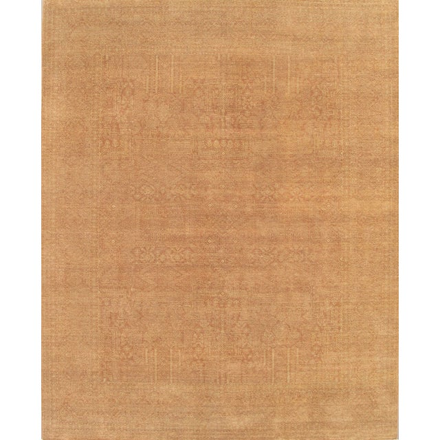 Image of Pasargad Fusion Transitional Wool Area Rug- 8'x10'