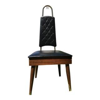 Mid-Century Gentlemen's Valet Chair