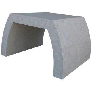 Enrique Garcel Tessellated Bone Coffee Table