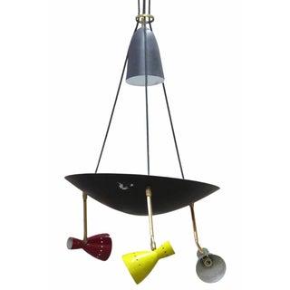 Arteluce Style Italian Hanging Light