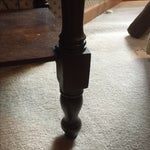 Image of Antique Side Table