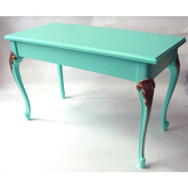 Mid-Century Painted Piano Bench - Image 3 of 6