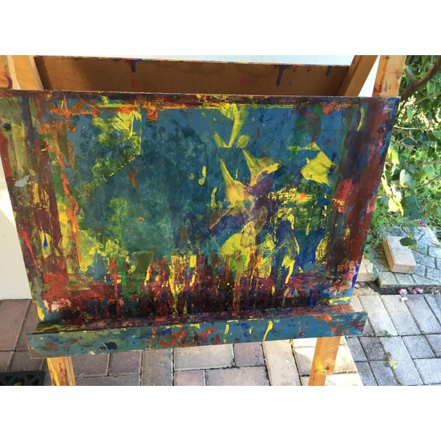 Maine Elementary School Art Easel - Image 2 of 9