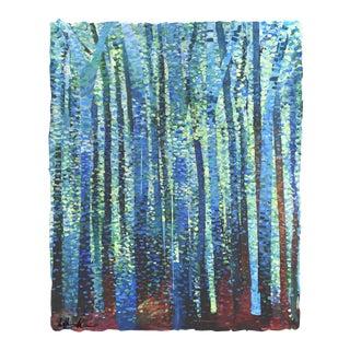 Impression of a Tree Breeze