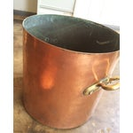 Image of 1930s French Copper Stockpot