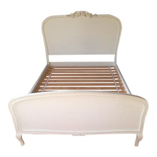 Pottery Barn Lilac Bed