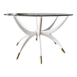 Mid-Century Modern Spider Coffee Table