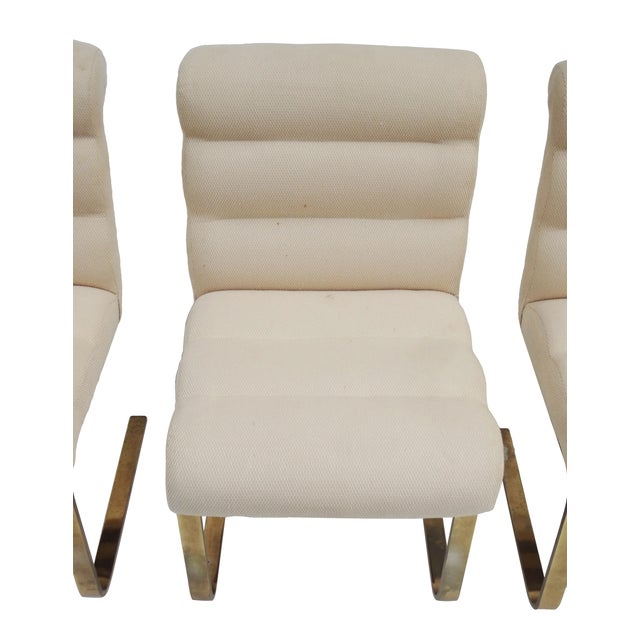 Pace Mariani Lugano Dining Chairs - Set of 4 - Image 5 of 10
