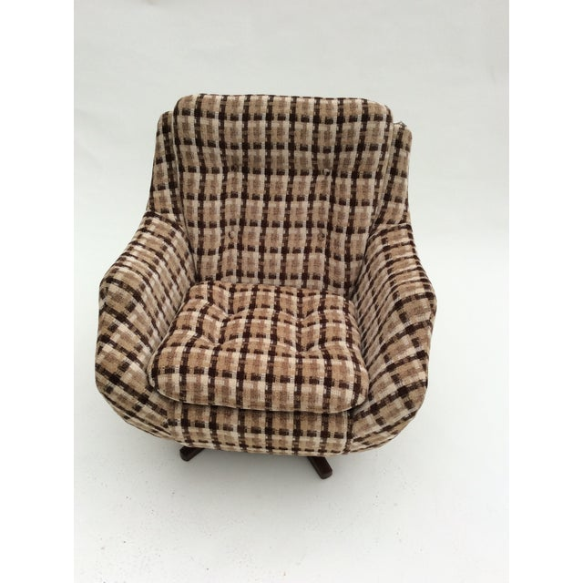 Parker Knoll Swivel Chair - Image 2 of 9