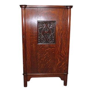 Arts & Crafts Oak Humidor