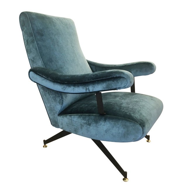 Reclining Lounge Chair by Formanova - Image 2 of 6
