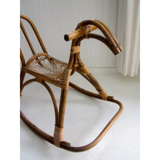 Sculptural Danish Modern Rocking Horse - Image 5 of 7