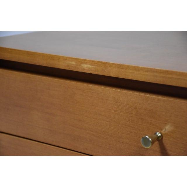 Paul McCobb Planner Group Maple Desk - Image 9 of 10