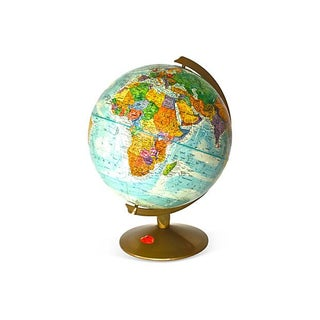 Replogle 1980s World Globe