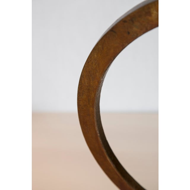 Transition by Joe Sorge - Steel Sculpture - Image 6 of 11