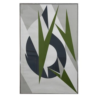 "Lee Krasner, Embrace, Artist Proof (Krasner inscribed as gift to ""John Dewey"")"