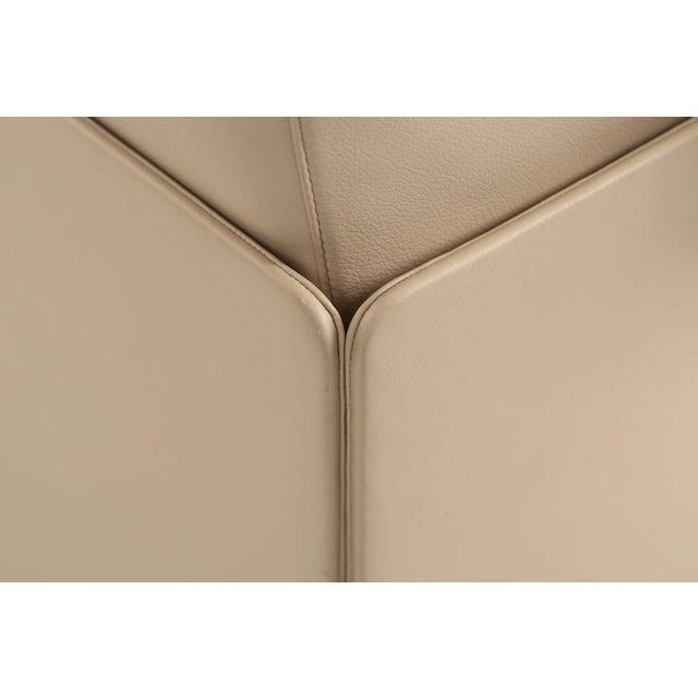 """Lievore Altherr Molina for Poltrona Frau """"Cassiopea"""" Leather Sofa - Image 8 of 11"""