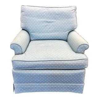 Stuffed Club Chair