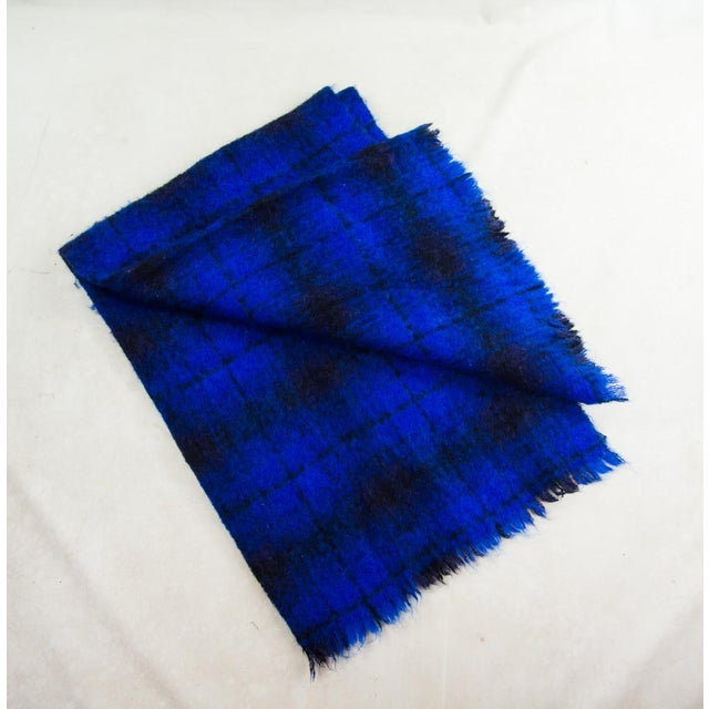 Image of Handmade Mohair Throw by Avoca Handweavers