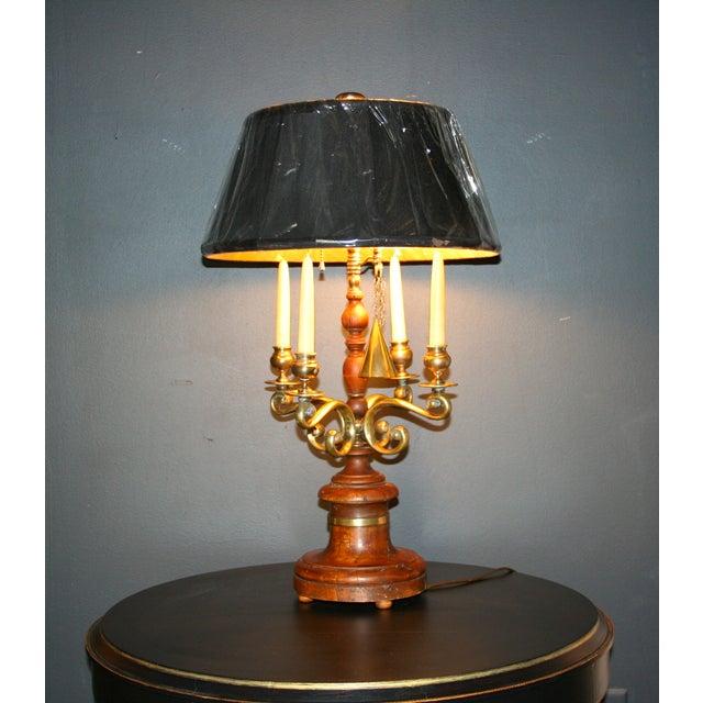 Vintage Chapman Candelabra Lamp - Image 2 of 7