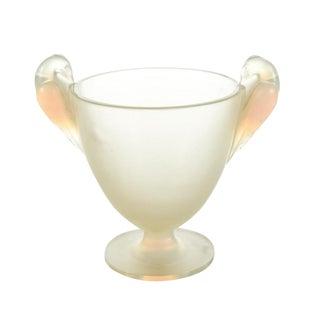 1926 René Lalique Opalescent Glass Vase