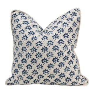 Les Indiennes Fabric Pillow Cover