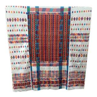 Textile Collectors Unique Mexican Table-Cloth