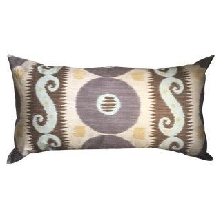 Lee Jofa Emir Ikat Pillow