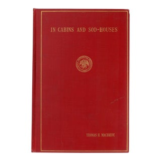 In Cabins and Sod-Houses by Thomas Huston Macbride