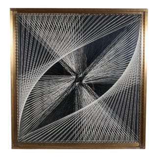 Sue Fuller, String Theory Construction # 211 from 1962