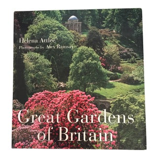 """Great Gardens of Britain"" Book"