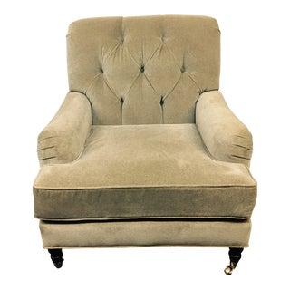 Franciscan Interiors Custom Lounge Chair