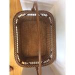 Image of Rattan Basket Stand