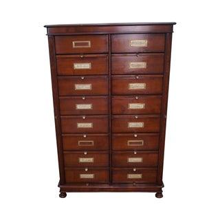 Grange Cherry Multi-Drawer File Cabinet