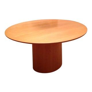 Knoll Maya Lin Round Dining Table